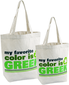 eco friendly shopping bags pic
