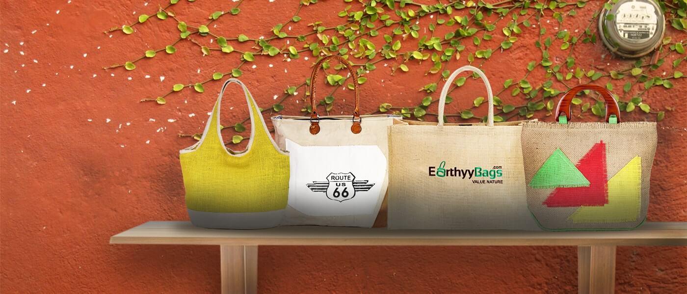 Earthyy Bags Banner